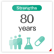 Strengths 80years