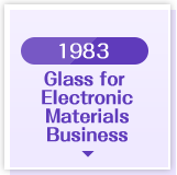 1983 Glass for Electronic Materials Business